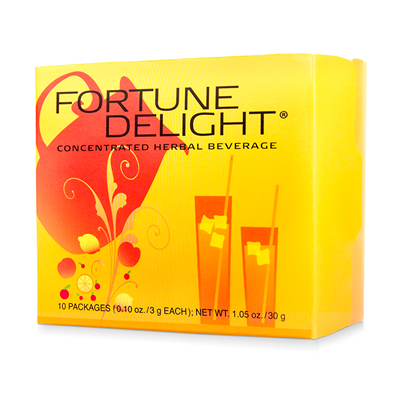 Форчен Делайт  -  FORTUNE DELIGHT 10 пакетиков - фото 4632