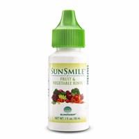 Средство для мытья фруктов и овощей СанСмай 30 мл ®  -  Fruit & Vegetable Rinse SunSmile ®